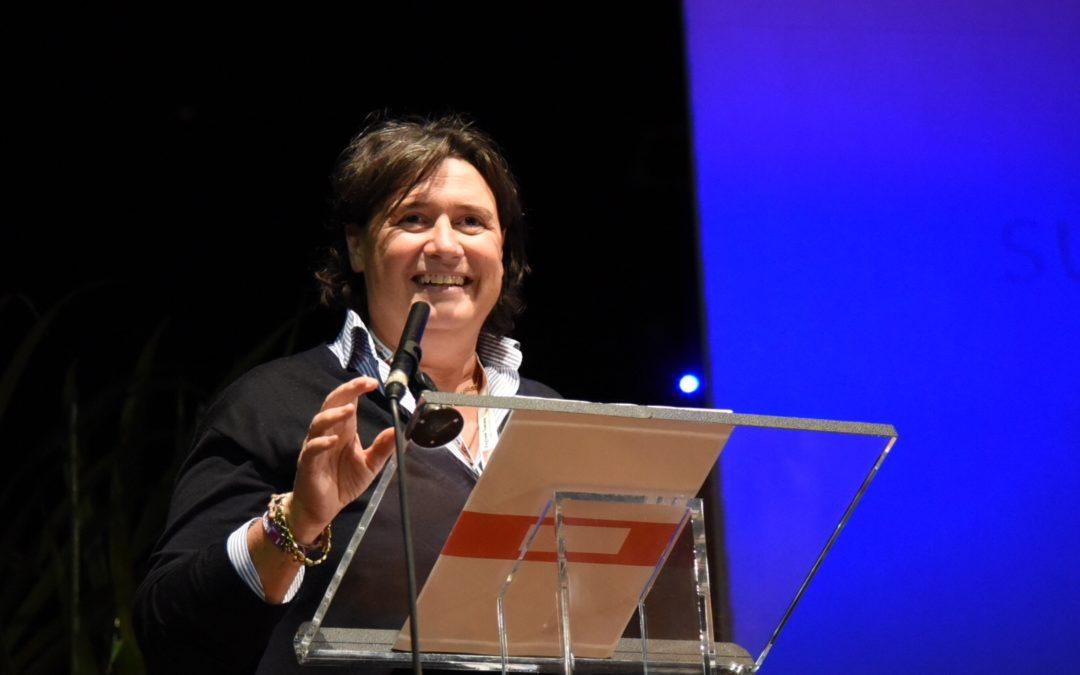 Stefania Saccardi, Assessore allo sport della Regione Toscana